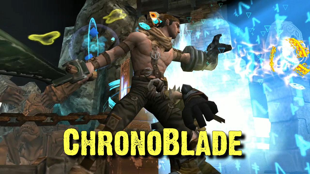 Melhor Jogo de Ação Para Android Chrono Blade