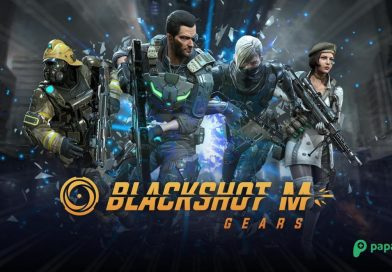 Incrível Jogo de tiro para android – BlackShot M : Gears