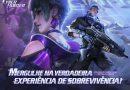 Lançamento oficial no Brasil Cyber Hunter