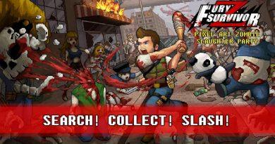 Novo Game de Sobrevivência para Android – Fury Survivor: Pixel Z