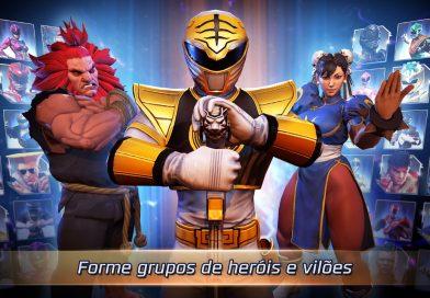 Power Rangers: Guerras Legacy Para Android e IOS