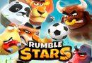 Divertido Jogo de futebol Rumble Stars Para Android e IOS
