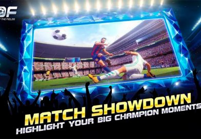 Novo Jogo de Futebol Para Android (beta) – Champion of The Fields