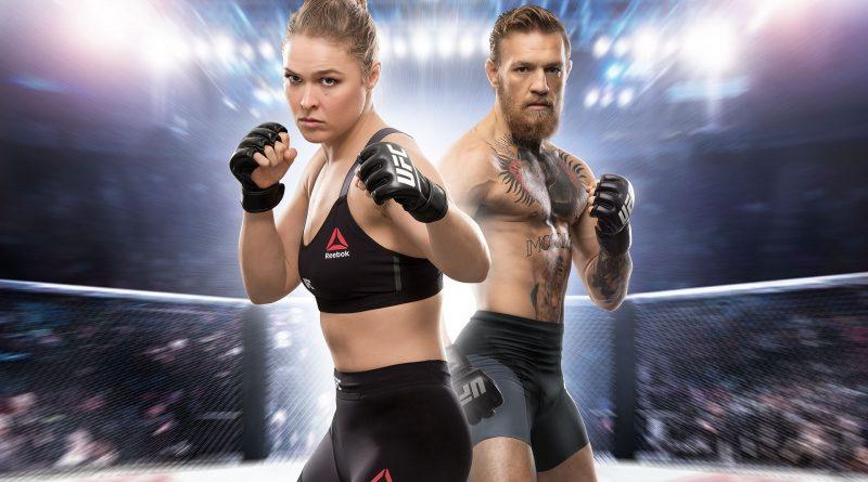 Incrível luta UFC MOBILE – EA SPORTS UFC
