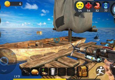 Novo Jogo de Sobrevivência para Android – Ocean Survival