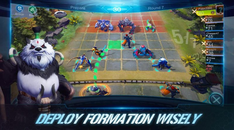 Novo Jogo de Arena para Android – Arena of Evolution