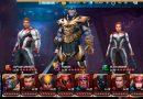 Jogo de Vingadores Ultimato Mostra novos personagens do filme para Android/IOS