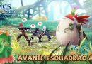 Novo RPG em Português para Android e iOS -Tales of Wind