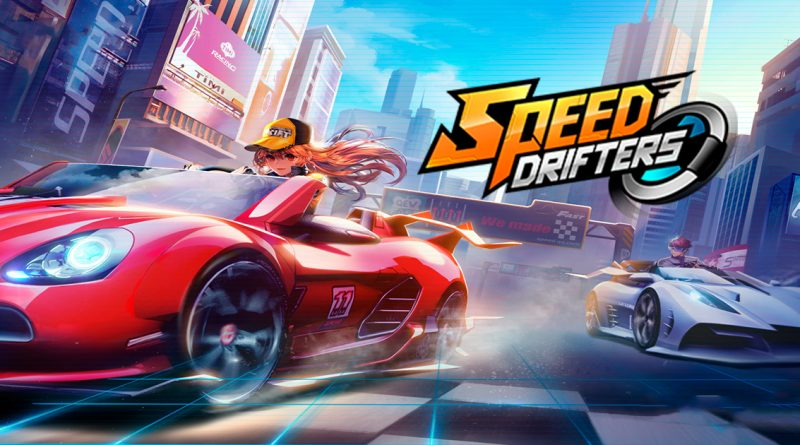 NOVO Jogo da Garena Estilo Mario Kart – Speed Drifters