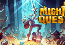 Ubsoft lança Novo jogo para Android –  The Mighty Quest for Epic Loot
