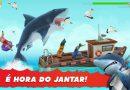 TOP Jogo de TUBARÂO -Hungry Shark Evolution
