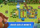 NOVO JOGO TOP DA SUPERCELL – Rush Wars Android e IOS