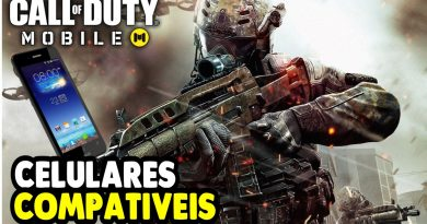 CELULARES COMPATIVEIS E REQUISITOS – CALL OF DUTY MOBILE ANDROID E IOS