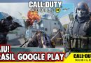 SAIU! CALL OF DUTY MOBILE BRASIL GOOGLE PLAY ANDROID E IOS