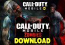 DOWNLOAD MODO ZOMBIES – CALL OF DUTY MOBILE ANDROID E IOS