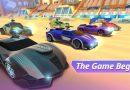 Novo jogo de Carros –  Overleague Android – Race To Glory