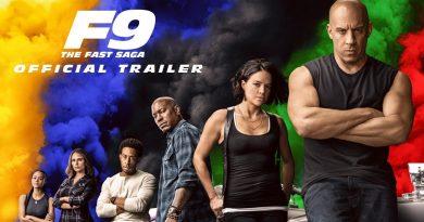 velozes e furiosos 9: Official Trailer