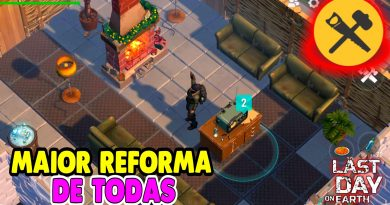 MAIOR REFORMA DE TODAS / BASE – Last Day On Earth