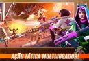 LANÇAMENTO GLOBAL  Shadowgun War Games – BR para Android