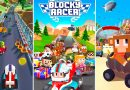 NOVO jogo de kart Blocky Racer – Endless Racing para android e ios