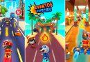 Procurando jogo divertido? Talking Tom Hero Dash para Android e IOS