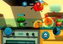 Jogo de luta rápido e divertido para Android – Food Gang