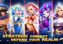 MAIS NOVO RPG DIFERENCIADO PARA ANDROID – Realm Guards TD
