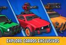 NOVO JOGO MULTIPLAYER PARA ANDROID- Rage of Car Force: Dirija, Atire e Esmague Carros