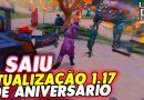 SAIU ATUALIZAÇÃO 1.17 DE ANIVERSARIO – Last Day On Earth